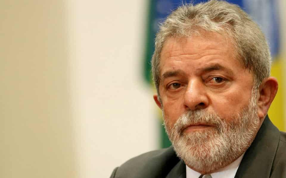 Lula da Silva ex presidente do Brasil