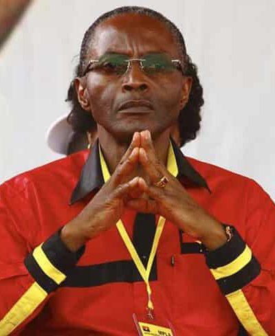 Vice-presidente angolano, Bornito de Souza