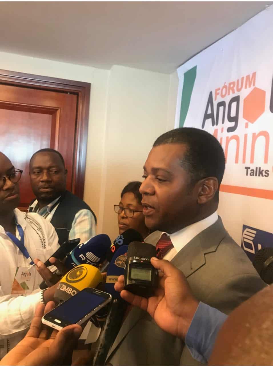 Forum Angola Mining Talks 2019