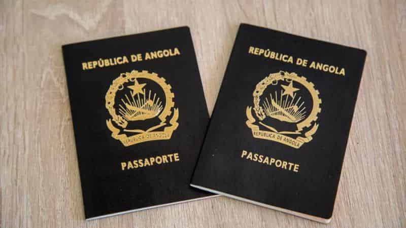 passaporte angolano