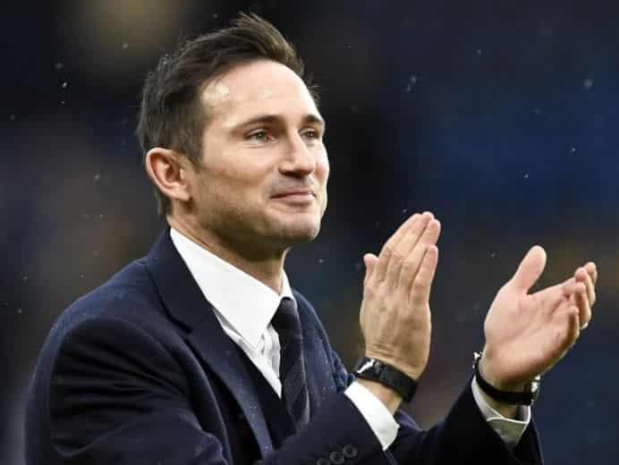 Frank Lampar novo treinador do Chelsea