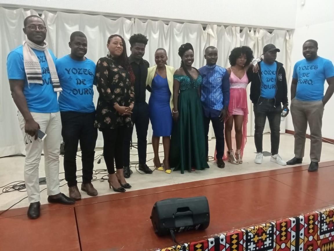 Novos especialistas musicais angolanos