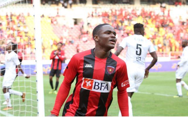 Zito Luvumbo celebra golo