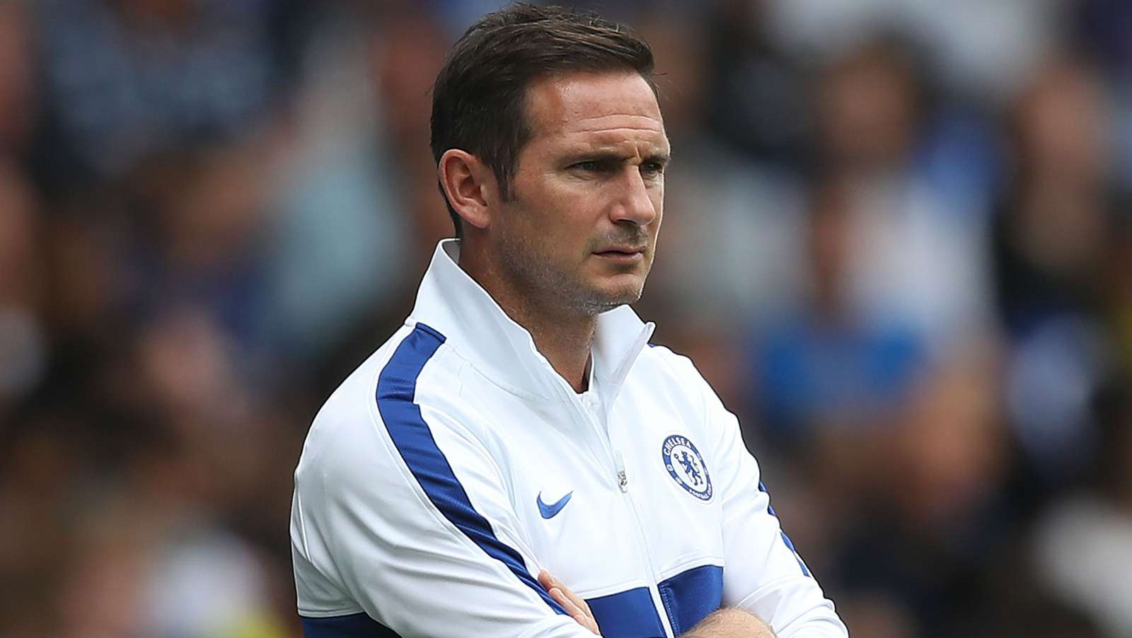 Frank Lampard - Treinador do Chelsea