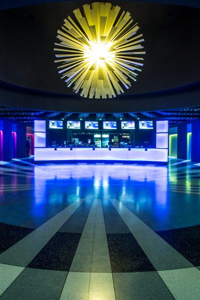 Hall ZAP Cinemas