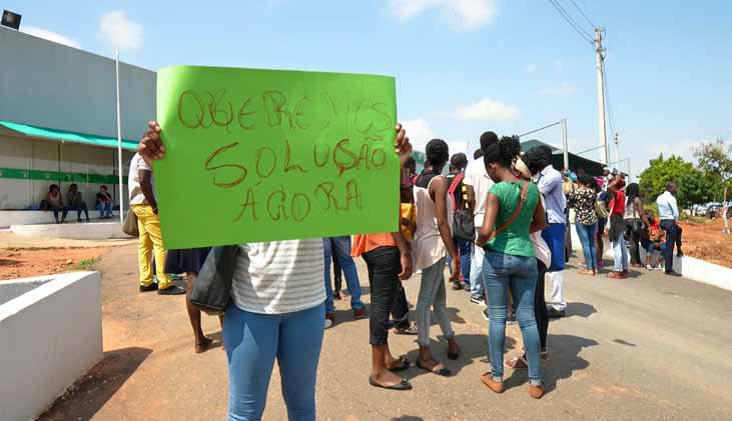Estudantes UPRA