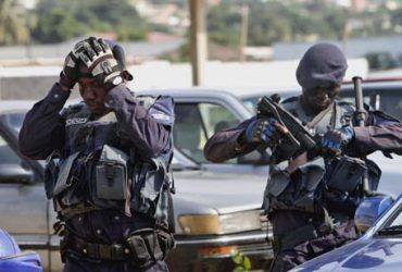Policia Nacional de Angola
